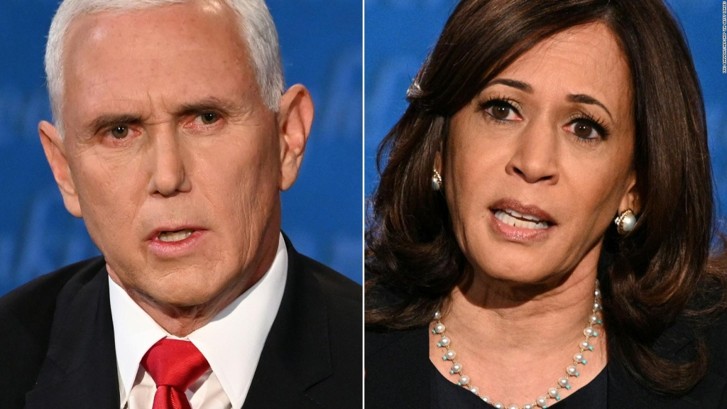 ¿Quién ganó el debate sobre el vicepresidente en Estados Unidos?