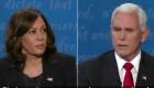 La estrella del debate fue una mosca, dice Jimmy Kimmel