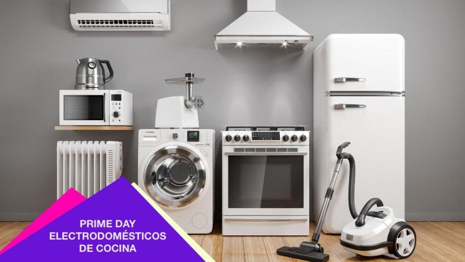 Prime day electrodomésticos