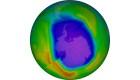 Crece el agujero de la capa de ozono sobre la Antártida