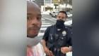 Ejecutivo de Versace cuestiona a la policía tras ser revisado