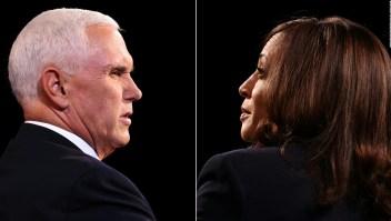 Los personajes del debate vicepresidencial