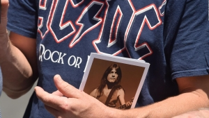 """Shot in the Dark"" lo nuevo de AC/DC"