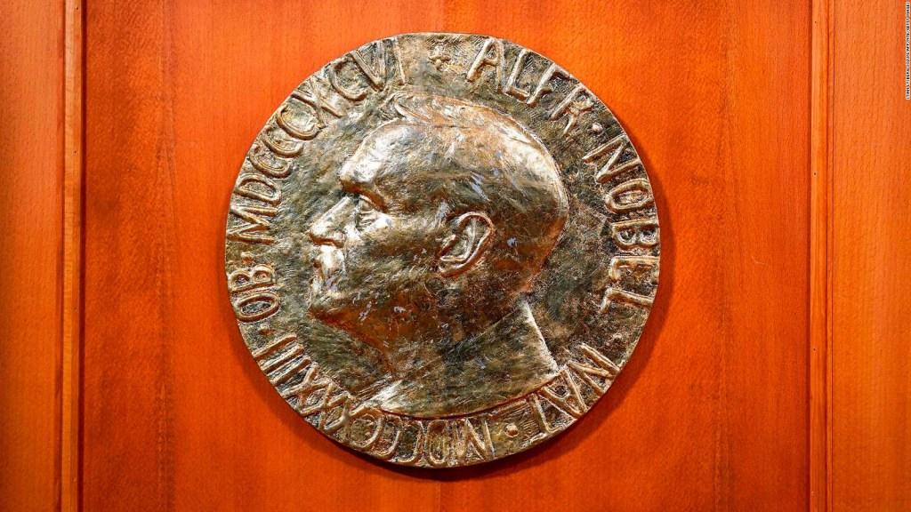 Los 5 premios Nobel entregados esta semana