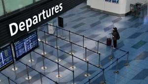 La caída de los aeropuertos más transitados del mundo