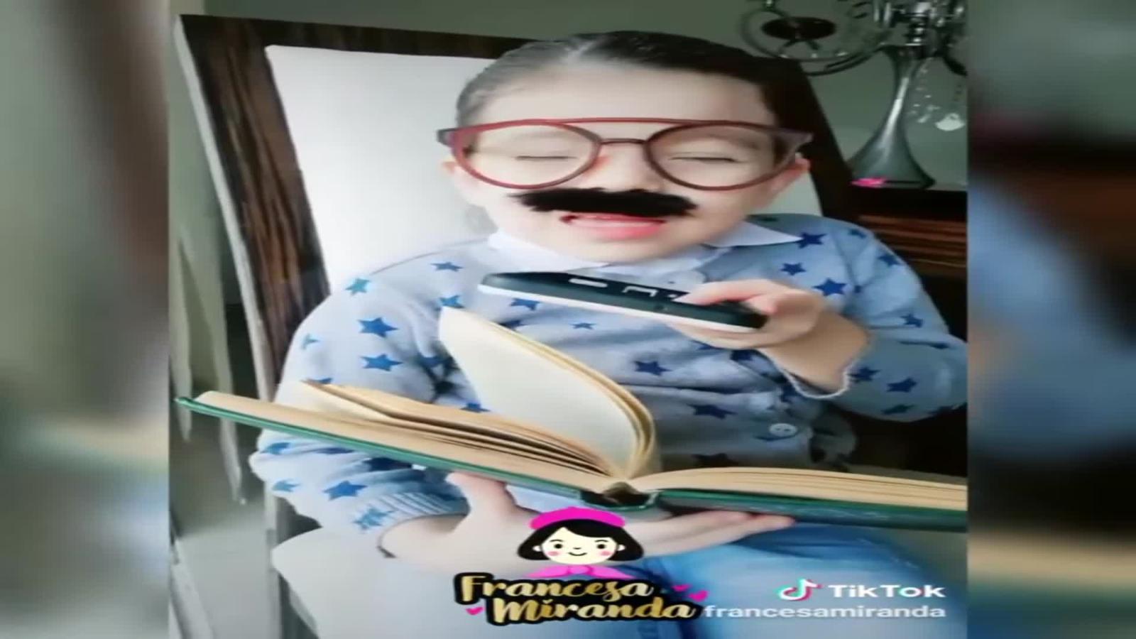 Francesa Miranda, la niña colombiana que a sus 6 años ya es ...