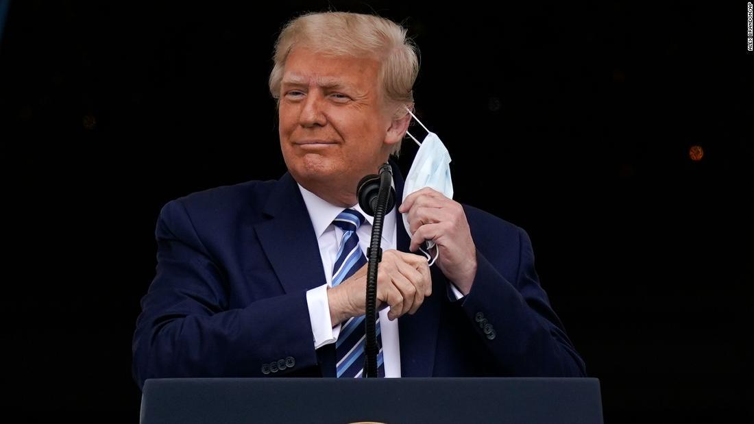 ANÁLISIS | Trump elige la negación y la imprudencia mientras se prepara para reanudar los eventos de campaña