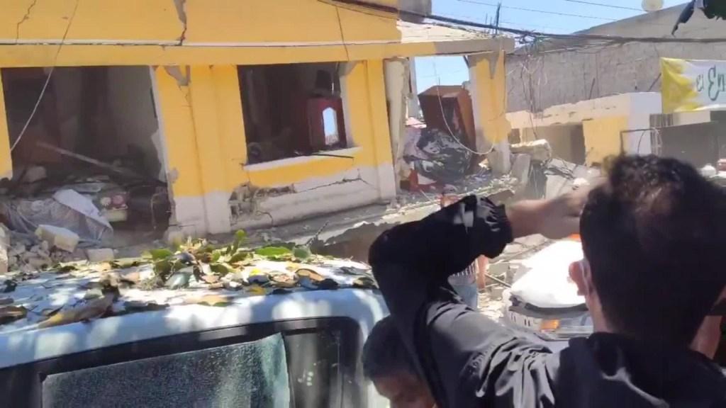 Explosión en restaurante de Ecuador deja 8 heridos