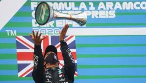 Fórmula 1: Hamilton iguala a Schumacher y le dedica carta