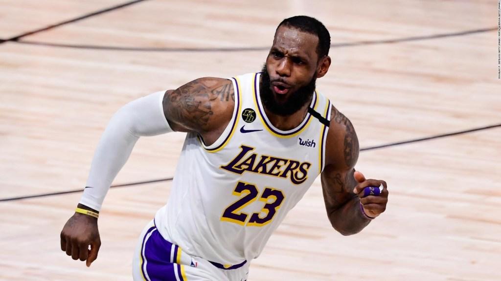 Los Lakers y LeBron suman estos récords con título de la NBA