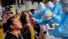Pruebas de covid-19 a 9 millones en China