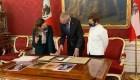 México pide a Austria el penacho de Moctezuma