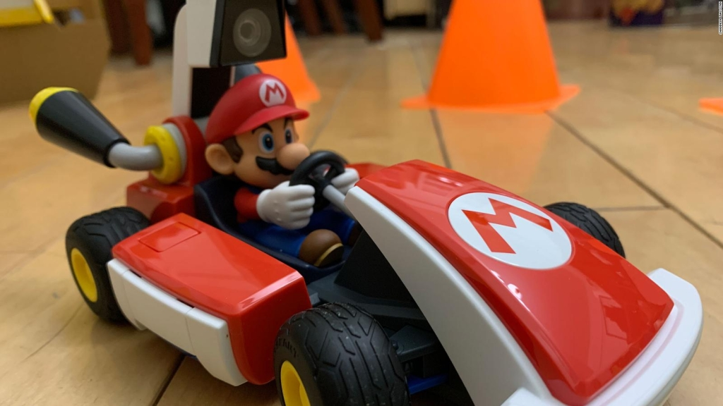 """Ahora podrás jugar """"Mario Kart"""" dentro de casa"""
