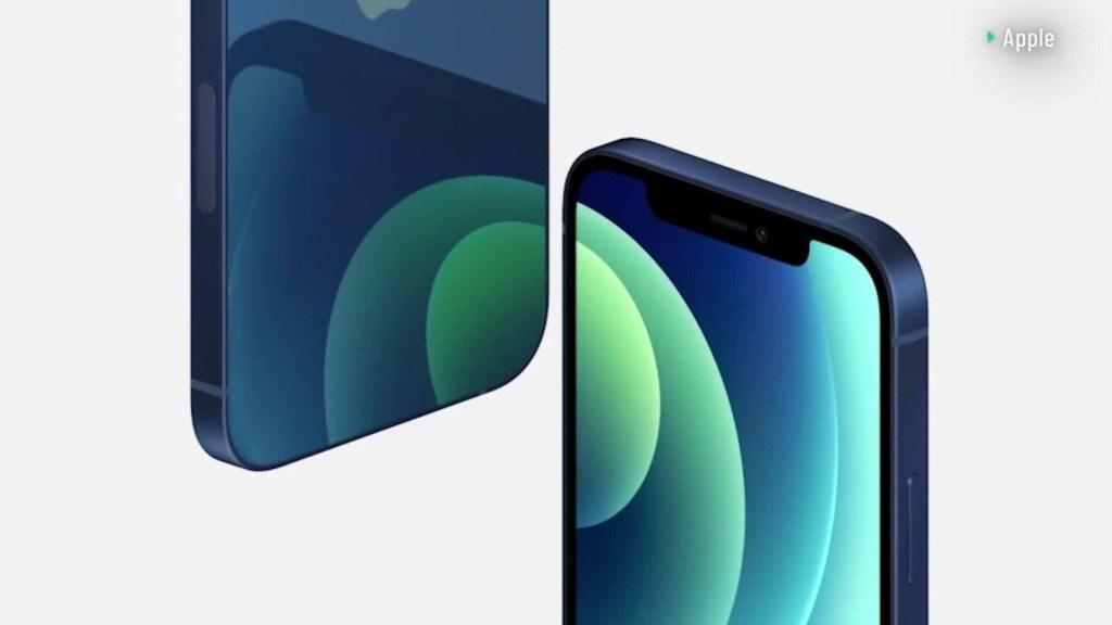 Mira los nuevos modelos de iPhone 12