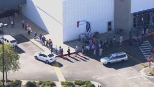 El voto anticipado deja largas filas en Texas y Georgia