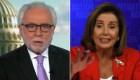 Responde molesta Pelosi a pregunta sobre paquete de estímulo