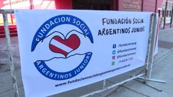 Esta institución deportiva ayuda a víctimas de covid-19