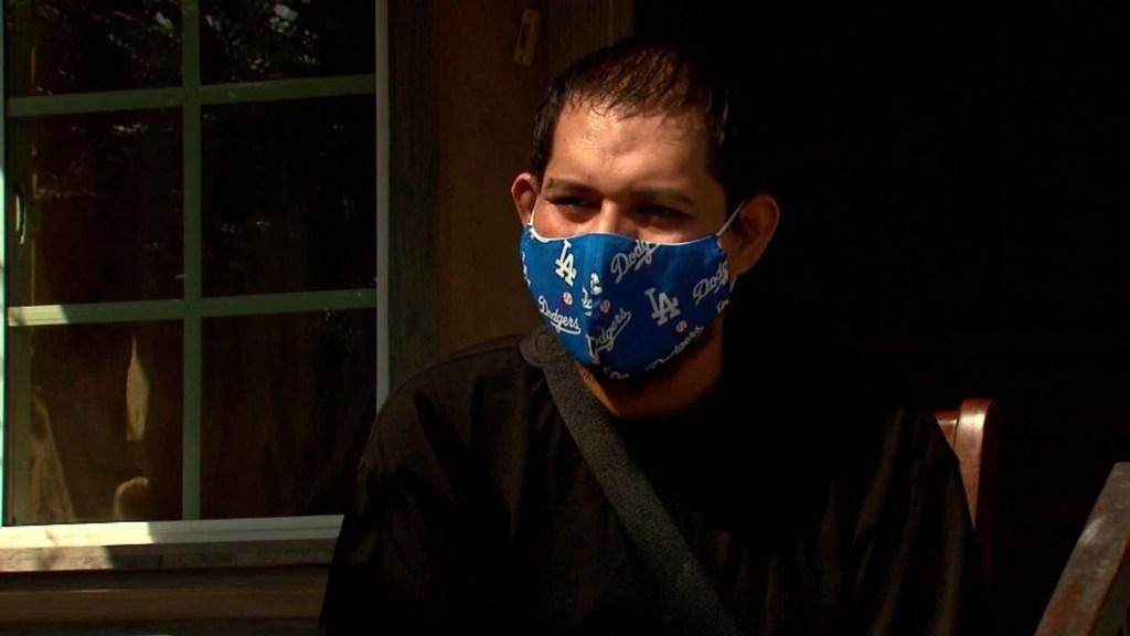 Este hombre sobrevivió al covid-19 después de estar en coma