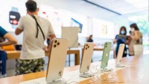 Los 5 mejores iPhones para comprar ahora