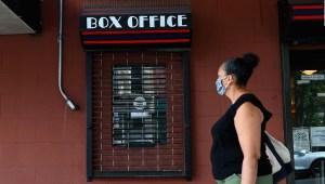 Propietarios imploran por reabrir sus cines en Nueva York