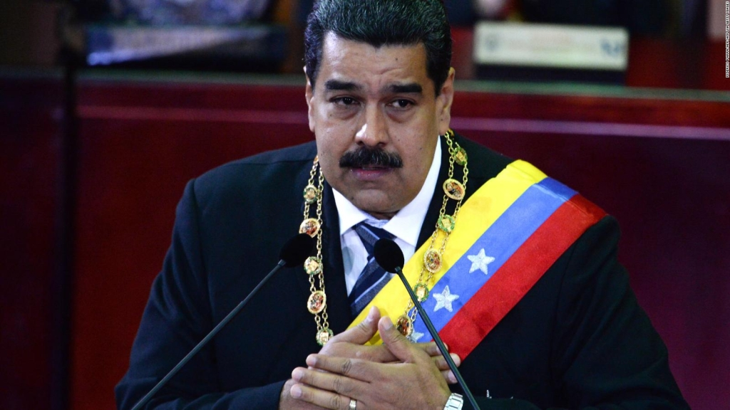 Maduro respondió a la denuncia de Human Rights Watch