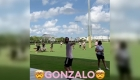 Golazo de Gonzalo Higuaín desde un ángulo casi imposible