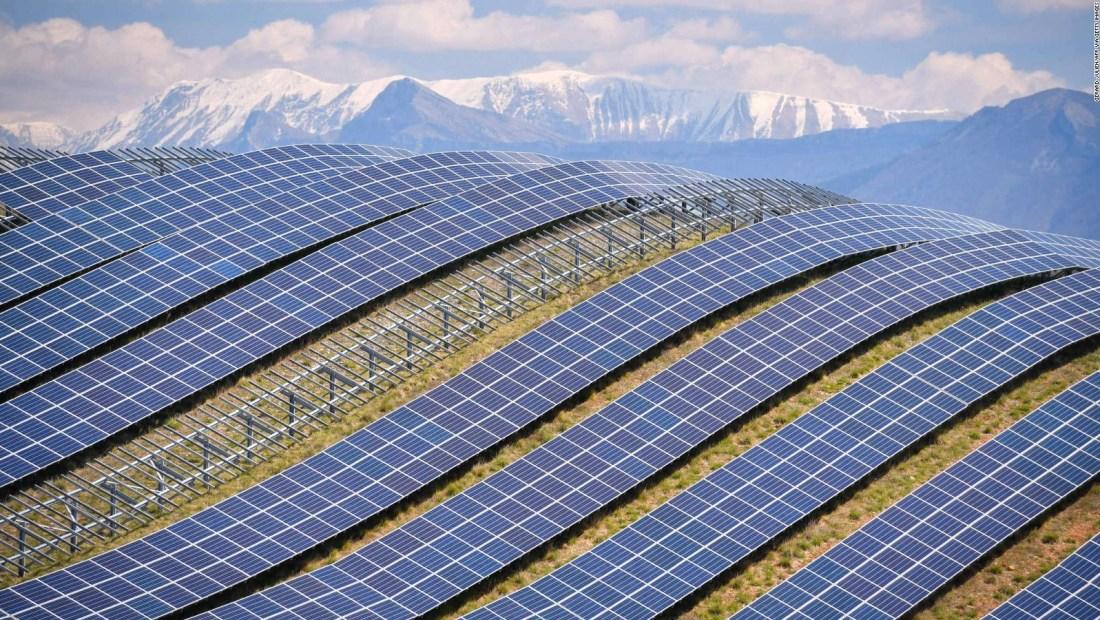 Estudio: la energía renovable superará al carbón