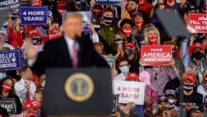 Mercedes Schlapp: Trump tendrá mejor rating que Biden en foro