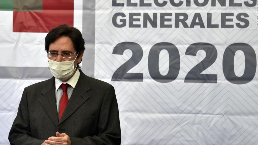¿Por qué Áñez no esperó el resultado del TSE boliviano?