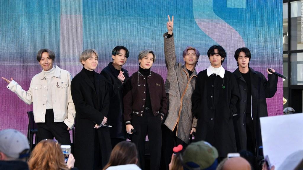 BTS: las acciones de su sello discográfico se disparan