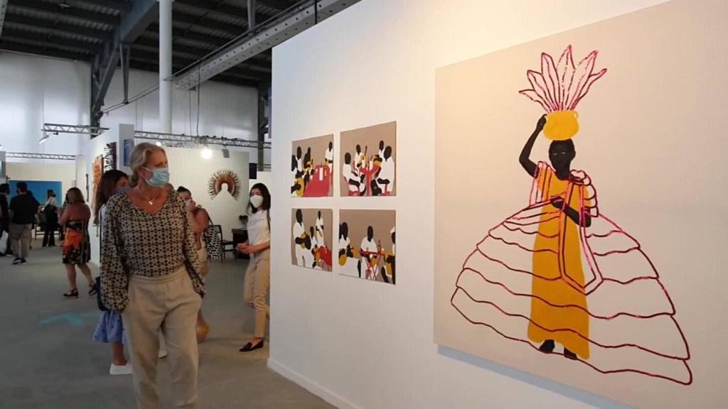 ArtRío, la primera feria de arte desde que llegó la pandemia