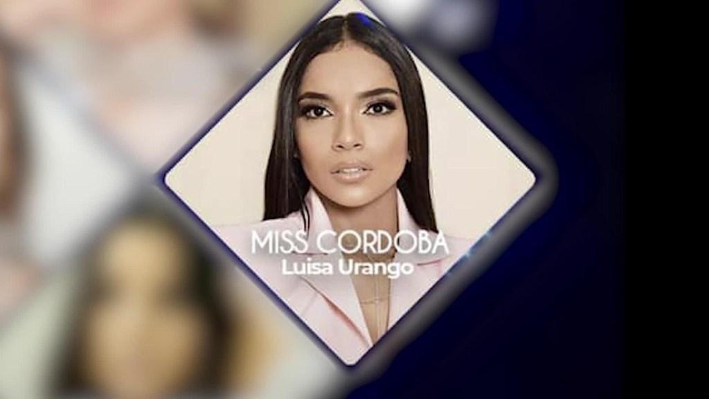 La expulsan de Miss Universe Colombia por alterar su edad