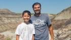 Niño halla en Canadá fósil de hace 69 millones de años