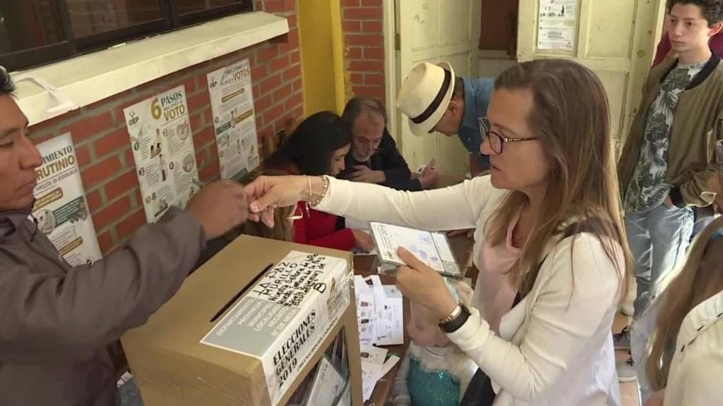 ¿Impedirá la pandemia a los bolivianos ejercer su voto?