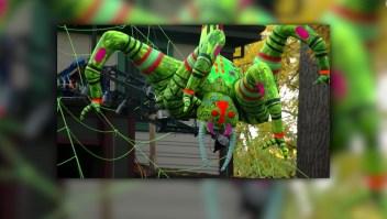 Casa decorada para Halloween se vuelve viral por TikTok
