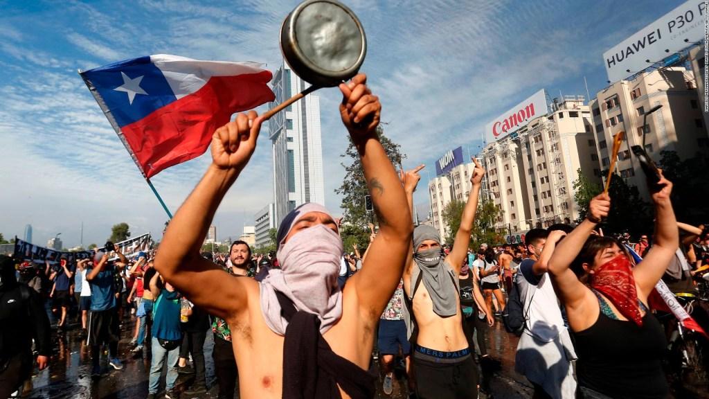 Chile se prepara para nuevas protestas