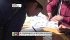 Cuándo prevén los resultados de las elecciones en Bolivia
