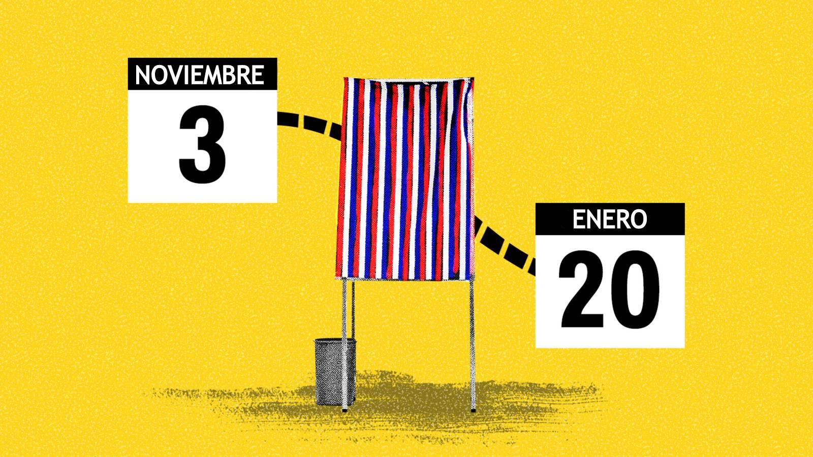 Las 5 cosas que debes saber este 30 de octubre: Recta final de las elecciones en EE.UU.