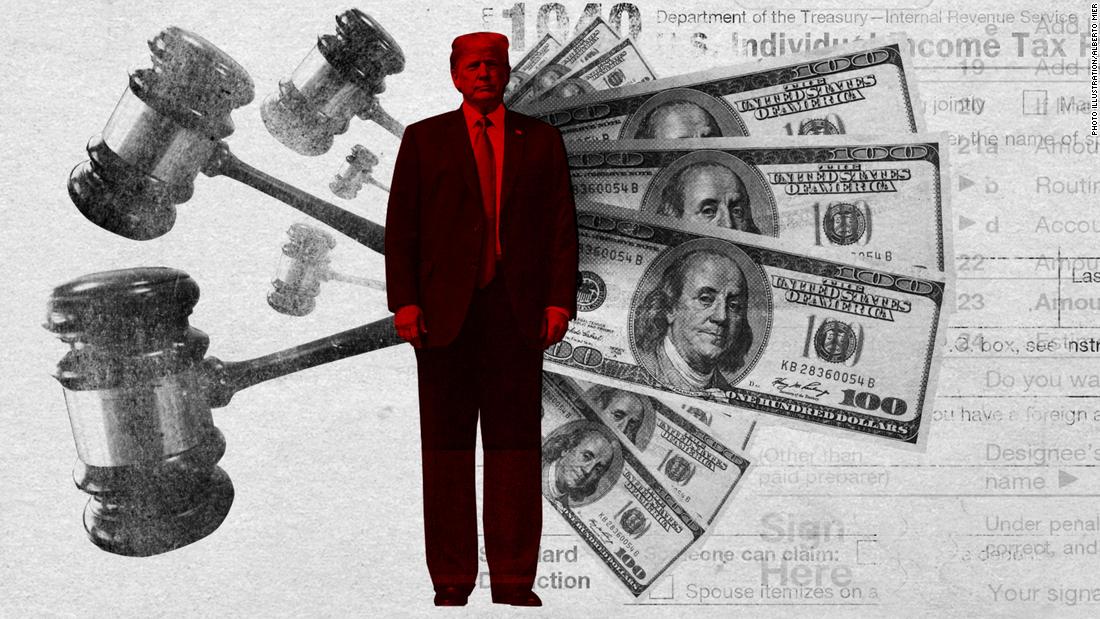 El escrutinio legal que le espera a Donald Trump si pierde las elecciones