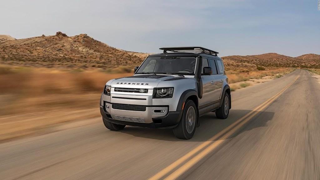La Land Rover Defender es la SUV del año, según MotorTrend