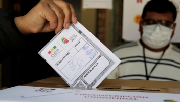 Bolivia elige a su nuevo presidente