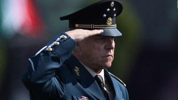 Detención de Cienfuegos lastima la relación México-EE.UU.