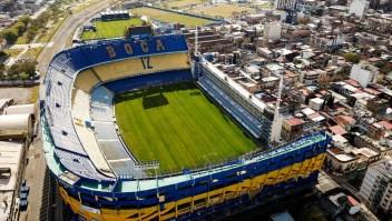 El fútbol está de regreso en Argentina