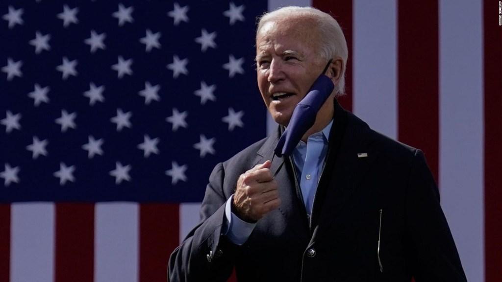 Biden lidera intención de voto en Florida y Pensilvania