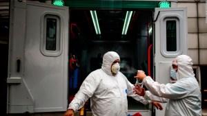 Argentina se acerca al millón de contagios de covid-19