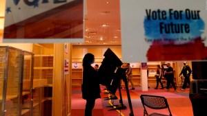 Más de 28 millones de votos en EE.UU. a 15 días de elecciones