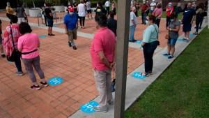 Así va la votación anticipada en la Florida