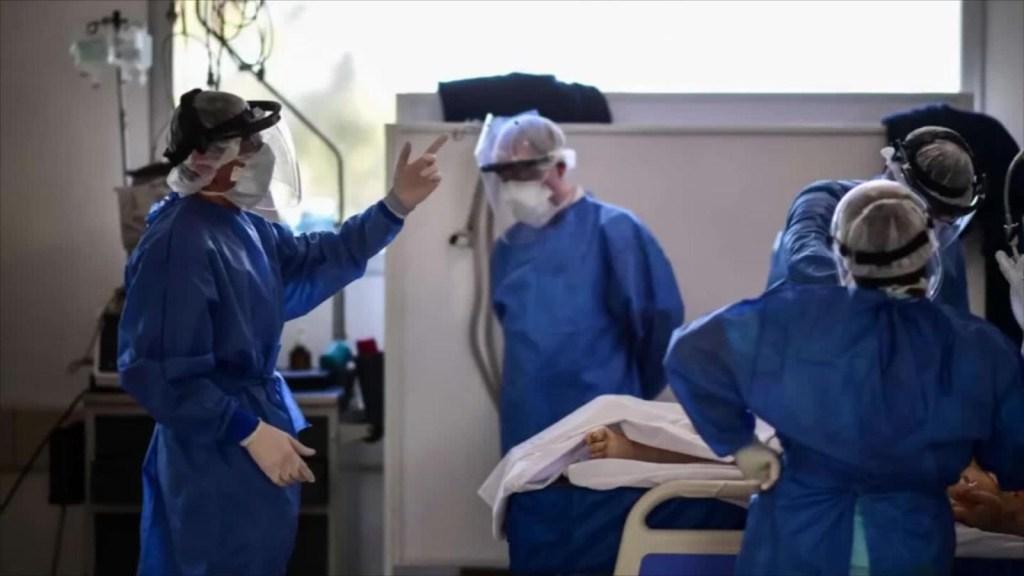 Argentina superó un millón de contagios de coronavirus