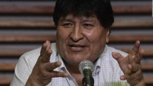 La posible vuelta de Evo a Bolivia