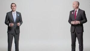 2 candidatos en EE.UU. piden respetar resultados electorales